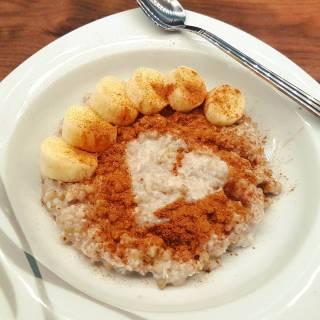 Breakfast, buckwheat